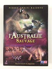 Les Chroniques de l'Australie sauvage - Partie 2 Coffret 3 DVD Pierre Arditi
