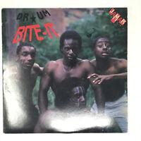 """Drum Bite It Vinyl Record Original 1984 Rare Hip Hop / Electro 12"""""""