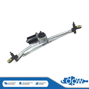 For Fiat Punto (99-06) - Front Wiper Motor & Linkage Mechanism Assembly 46834852