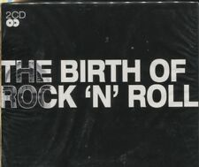 THE BIRTH OF ROCK 'N' ROLL - VARIOUS on 2 CD's - NEW