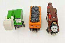 Thomas & Friends Wooden Railway Train Tank Engine Fred Pelhay, Alfie, Harvey