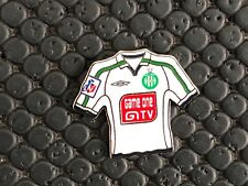 PINS BADGE FOOTBALL ASSE SAINT ETIENNE MAILLOT SPONSOR GAME ONE