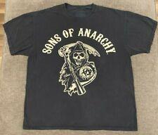 SONS OF ANARCHY T-Shirt MEN'S XL Samcro Motorcycle TV Show Biker Novelty Mens