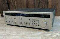 Vintage HARMAN KARDON HK 490i Digital Stereo Receiver ** NO SOUND**