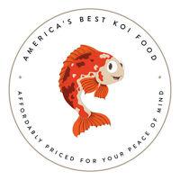 25 lbs Bulk Koi Fish Food 32% Premium Protein MEDIUM Floating Pellets