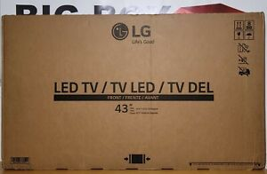 LG US340C 43-inch Class HDR 4K UHD Commercial LED Display - Factory Sealed