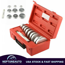 Kit(10) Bearing Race and Seal Install Driver Wheel Axle 9 Discs Collar Axle