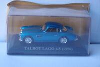 ALTAYA TALBOT LAGO 4.5 1956 1/43