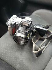 Nikon COOLPIX 8700 8.0MP Digital Camera - Black