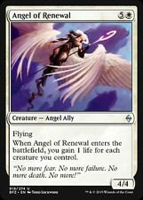 4x 4 x Angel of Renewal x 4 Uncommon Battle for Zendikar MINT MTG Magic