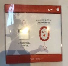 Sensor run with Nike + apple ipod, run tracker