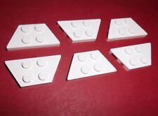51739 6 schräge Platte 2x4 in weiß aus 75094 75053 4430 8085 9495 7754 Lego