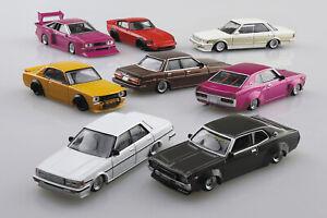 [AOSHIMA 1/64] Grachan Collection 13 - 1 Box 12 Models (SEALED)
