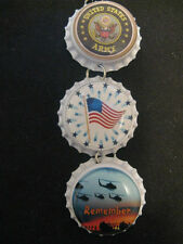 """United States Army """"Remembrance"""" Inside Rear View Mirror Ornament ~ **Gift Idea"""