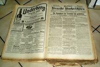 Berliner Neueste Nachrichten 1.6. - 30.12.1916 komplett Erster Weltkrieg Zeitung