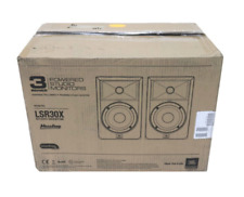JBL LSR305 5-inch Two-Way Powered Studio Monitors (PAIR) - New