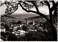 Ak 6490 Schlüchtern Hessen, Ortsansicht, gelaufen 1963 (17b)