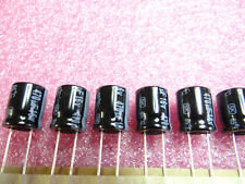 10 Stück ELKO 470µF / 16V Elektrolyt Kondensator radial SME, Arduino Modellbau