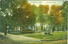 Moberly MO Tannehill Park 1908