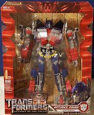 Optimus Prime Revenge of the Fallen Leader Class Transformers 2009 Figure