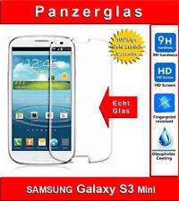 Samsung Galaxy S3 Mini Panzerglas 9H Schutzfolie Echtglas Folie Panzerfolie