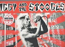 "Iggy Pop & Stooges Telluric Chaos Red&White 12""Double Vinyl Rec Store Day Sealed"
