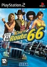 Ps2/Sony PlayStation 2 juego-The King of Route 66 con embalaje original