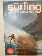 Vintage surfing magazine August 1964