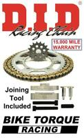 Yamaha MT-03 320 16 DID Extreme Chain And Sprocket Kit + Tool