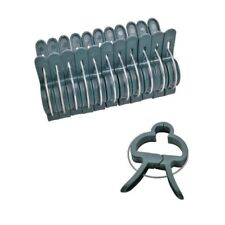 Hongville 20PCS Spring-Loaded Garden Plant and Flower Support Large Plant Clips