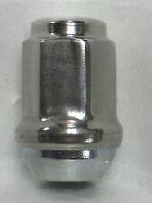 Ten (10) 1/2-20 Stainless Steel Capped Bulge Acorn Lug Nuts trailer wheel