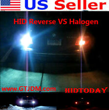 JDM NEW 15W Reverse Backup HID Xenon Kit Reverse Backu 6K 12V 7440 1156, 3157