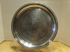 New listing Vintage Pre-Pro Genesee Beer - Brewing Metal Tray Rochester Ny