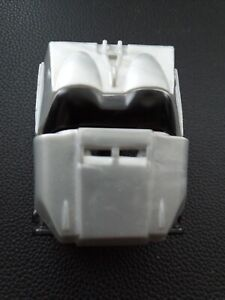 Micro K'nex Silver Roller Coaster Car x 1 DW2154 Job Lot School Educational