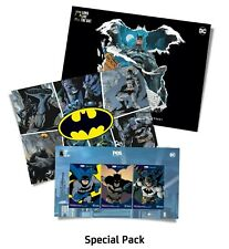 Malaysia 2019 Batman 80 Years personalized stamp special pack MNH