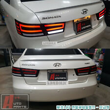 Two Plus Auto VER.2 Surface Emitting LED Custom Taillights for Hyundai Sonata NF