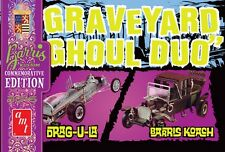 AMT AMT1017/12 1/25 Graveyard Ghoul Duo (G.Barris Comm Ed.) Plastic Model