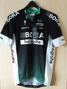 BNWT CRAFT BORA HANSGROHE cycle jersey. SMALL. full zip.