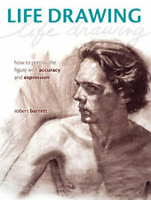 Life Drawing Book with Robert Barrett