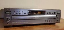 JVC XL-F215 5-DISC CD PLAYER CHANGER TESTED