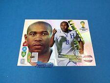 Panini Adrenalyn WM 2014 Brasilien - Wilson Palacios Limited Edition Mega Rar