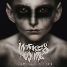 MOTIONLESS IN WHITE GRAVEYARD SHIFT CD (Released May 5th, 2017)