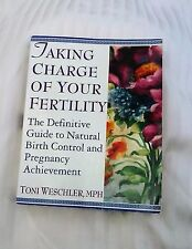 Taking Charge of Your Fertility paperback book- Free Shipping