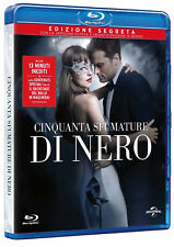 50 CINQUANTA SFUMATURE DI NERO (BLU-RAY) con Jamie Dornan, Dakota Johnson