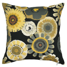Crosby Ebony Outdoor Cushion Cover - 45x45cm