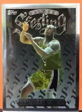 Shaquille O'Neal card Sterling 96-97 Finest #289