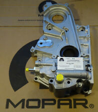 Oil Pump Jeep Wrangler JK 11-18 2.8L Jeep Cherokee KK 68142811AA New OEM Mopar