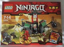 LEGO Ninjago 2254 Mountain Shrine BNIB Sealed