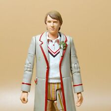"Doctor Who THE 5th FIFTH DOCTOR action Figure old 5.5""  loose #S3"