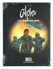 BD prix réduit Alpha Le salaire des loups Dupuis